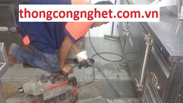 Nhu cầu thông cống nghẹt tại Tân Phú tăng cao?