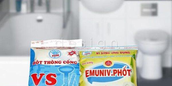 hoa chat thong cong loai nao hieu qua tot nhat