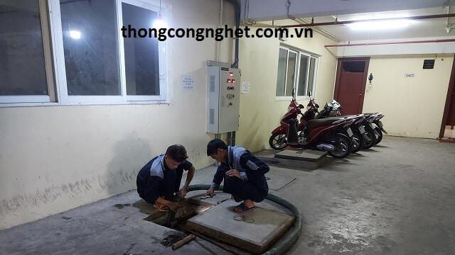 Các dịch vụ rút hầm cầu Quận Bình Thạnh.