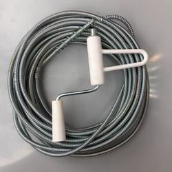 Dây thông cống , dây lò xo thông tắc ống cống