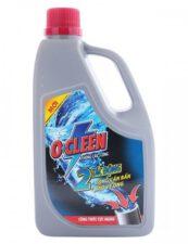 Hóa chất thông cống OCLEEN – Sức mạnh tẩy rửa vượt trội