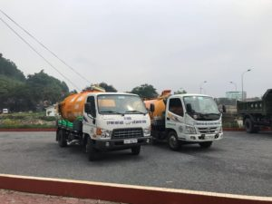 Hút bể phốt tại Hà Nam – Cam Kết Hút Bể Phốt Sạch 100% – Giá Rẻ – Uy Tín