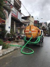 Hút bể phốt tại Nam Định giá rẻ cực SOCK