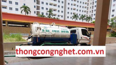 Hút Hầm Cầu Phường 2 Quận 3 thongcongnghet.com.vn giá 500k