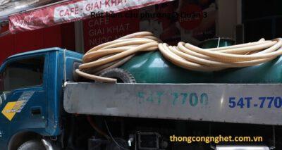 Rút Hầm Cầu Phường 2 Quận 3 ( thongcongnghet,com,vn )