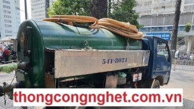 Công ty rút hầm cầu phường 5 Quận 3 giá 500K – LH: 0901511211
