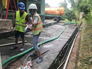 Hút bể phốt, Hút hầm cầu, Rút hầm cầu tại Hà Nội, TPHCM giá rẻ nhất