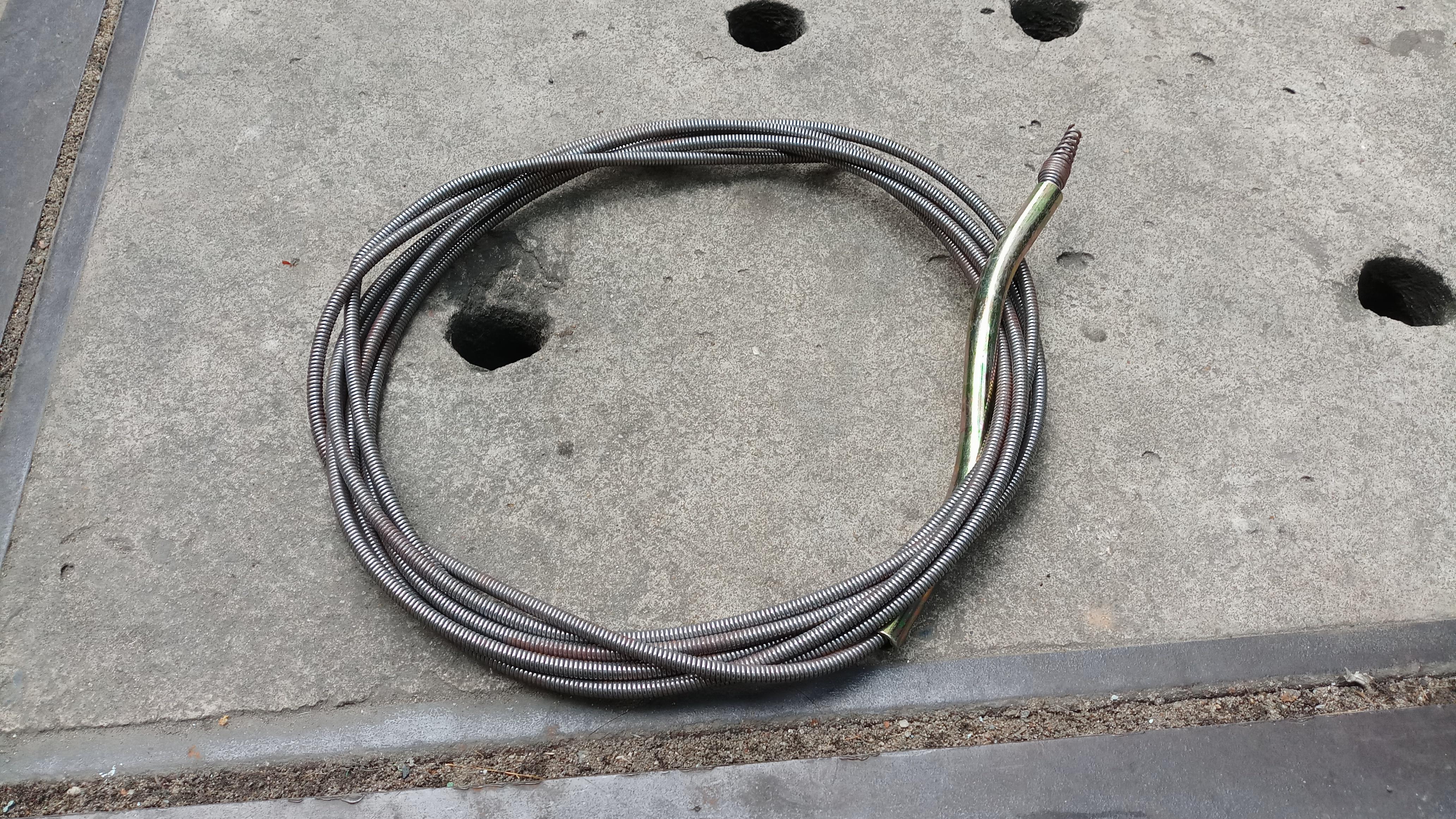 dây thông cống là gì