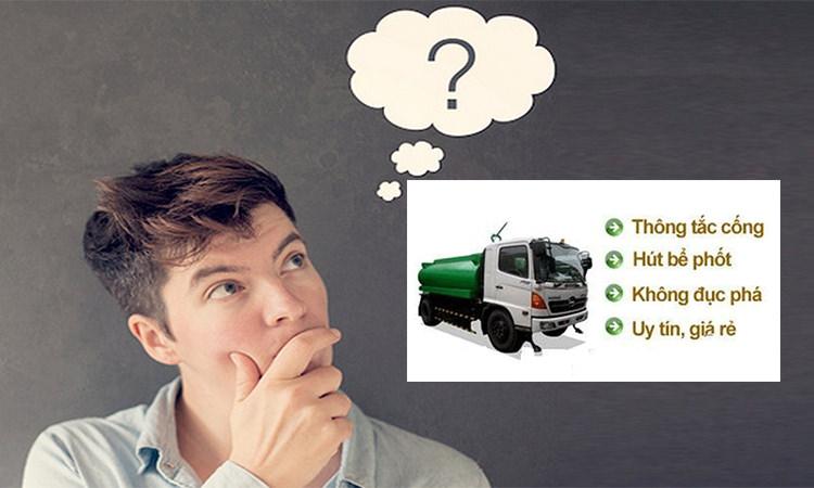 Làm thế nào để biết dịch vụ thông tắc cống Hà Nội giá bao nhiêu tiền?