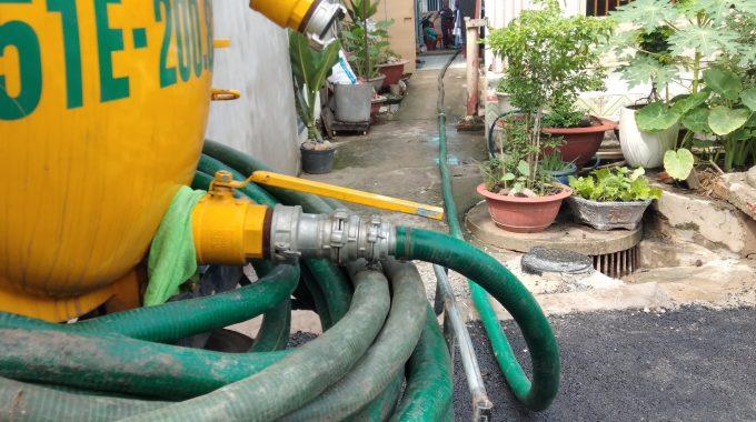 Giá rút hầm cầu tại Đà Nẵng bao nhiêu tiền 1 khối năm 2020