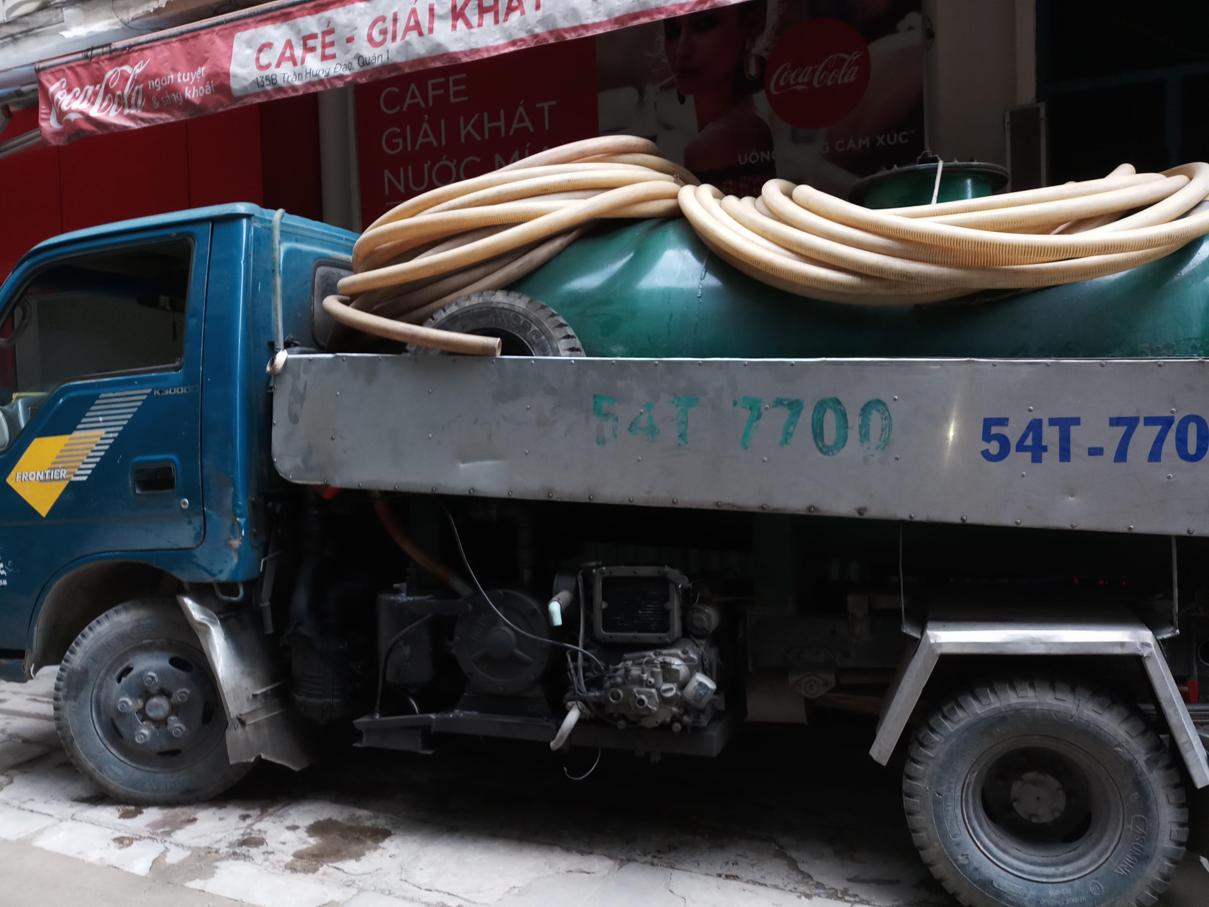 Công ty rút hầm cầu Vĩnh Long giá rẻ – Số điện thoại 0901.511.211