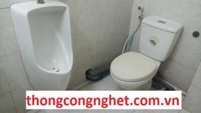Công ty thông bồn cầu quận 1 giá rẻ ( Hoàng Long )