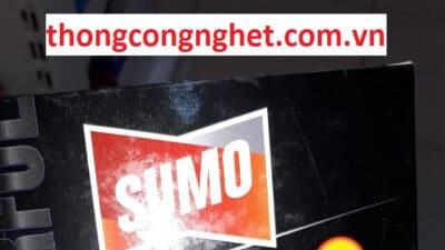 Hóa chất thông cống SUMO siêu mạnh – Xử lý hiệu quả 30 phút