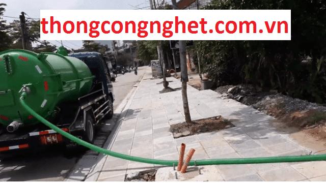 Vì sao nên chọn rút hầm cầu tại công ty Hoàng Long: