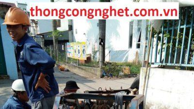 Thông cống nghẹt tại Biên Hòa giá 500k, bảo hành miễn phí