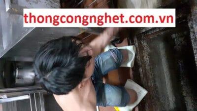 Thông cống nghẹt huyện Tân Hưng giá chỉ 500k, bảo hành uy tín