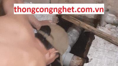 Thông cống nghẹt huyện Tân Trụ giá chỉ từ 500k , miễn phí tư vấn