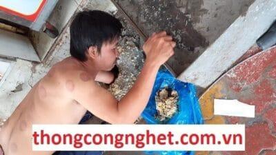Thông cống nghẹt Thủ Dầu Một giá rẻ 500k, tư vấn miễn phí