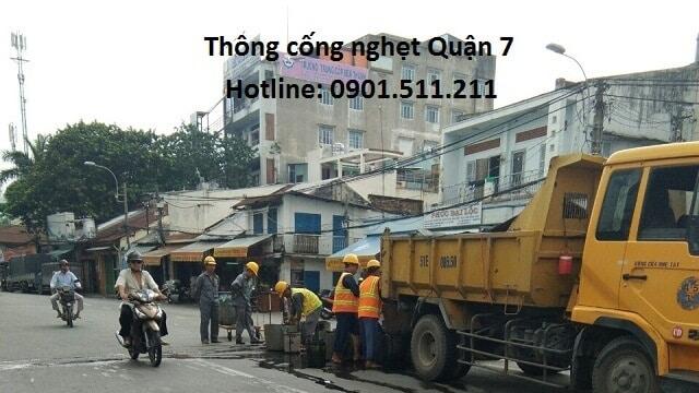 Giới thiệu dịch vụ thông cống nghẹt Quận 7 (thongcongnghet,com,vn).