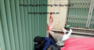 Thông cống nghẹt Phường Tân Quy Quận 7 (thongcongnghet,com,vn)