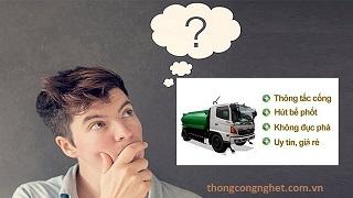 Tại sao cần rút hầm cầu định kỳ?