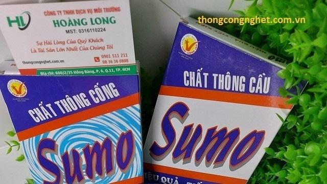 Giới thiệu đôi nét về cửa hàng bán bột thông cầu cống nghẹt Hoàng Long.