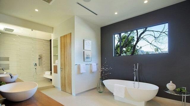 Những nguyên tắc thiết kế nhà tắm là gì