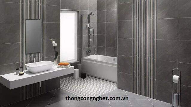 4 gợi ý thiết kế nội thất cho phòng tắm nhỏ.