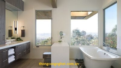 Top 8 nguyên tắc thiết kế phòng tắm 2020 – thongcongnghet.com.vn