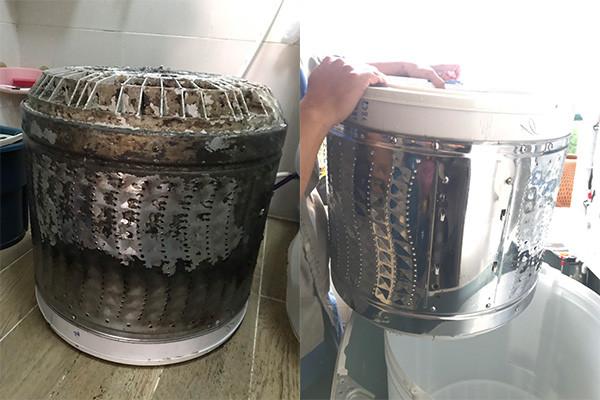 Tại sao vệ sinh máy giặt lại cần thiết đến vậy?