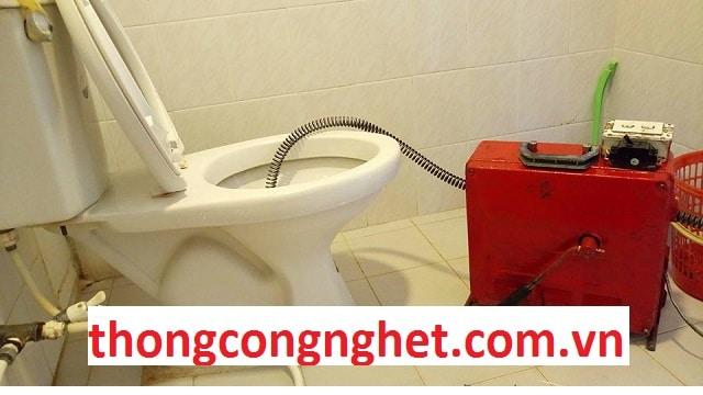 Dịch vụ thông tắc bồn cầu tại công ty Hoàng Long - 0901.511.211