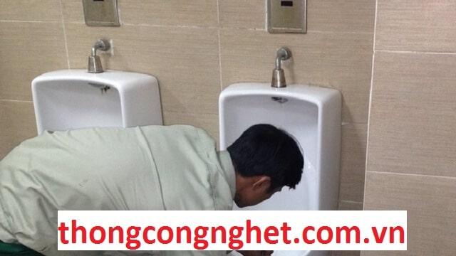 thông cống nghẹt huyện xuân lộc