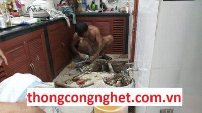Thông cống nghẹt thị xã Long Khánh giá 500Đ, đảm bảo uy tín