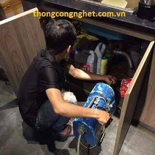 Dịch vụ thông cống Quận Long Biên là gì?