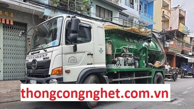 Thế mạnh của công ty dịch vụ môi trường Hoàng Long tại Long An.