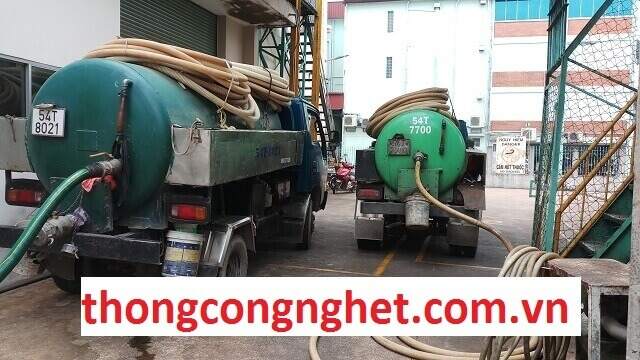 Lợi ích khi chọn dịch vụ hút hầm cầu tại Hoàng Long: