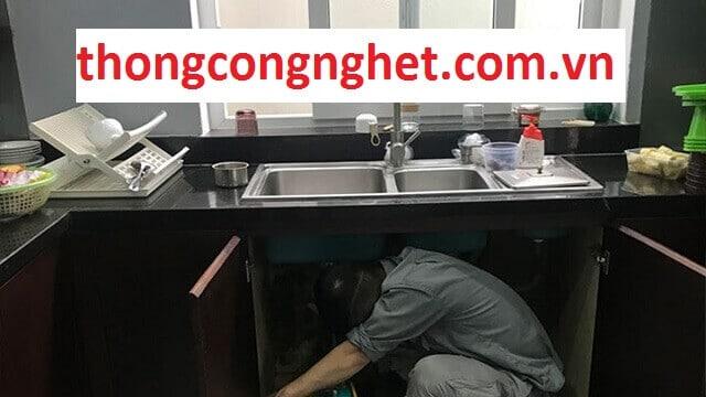 Liên hệ công ty thông cống nghẹt huyện Hòa Thành.