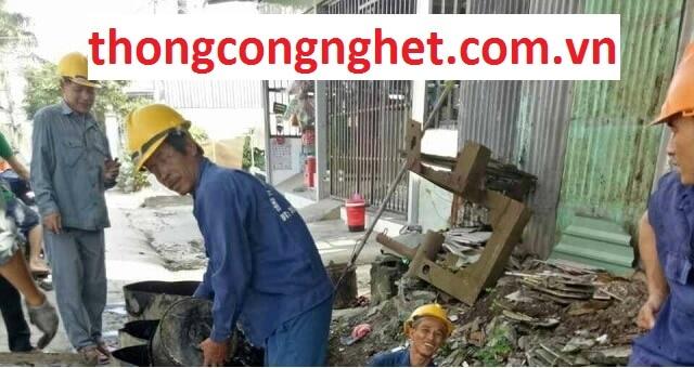 Thông cống nghẹt Đà Nẵng là cơ sở thông tắc giá rẻ và chuyên nghiệp.