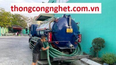 Công ty rút hầm cầu long an giá rẻ 500K – LH: 0901511211