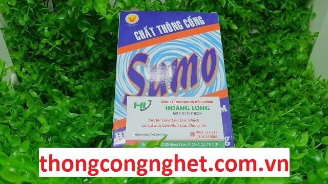 bot thong cong sumo
