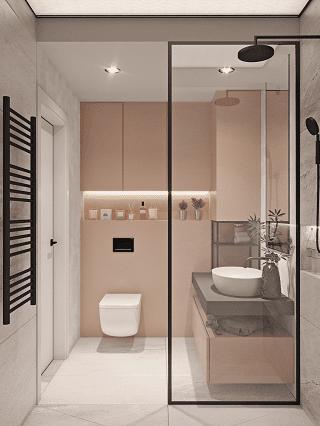Các thiết kế nhà vệ sinh nhà tắm đẹp và hiệu quả