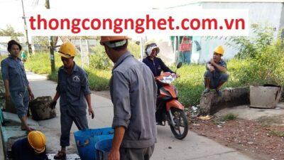 Thông cống nghẹt Huyện Bình Tân giá 500k, ĐẢM BẢO nhiều uy tín