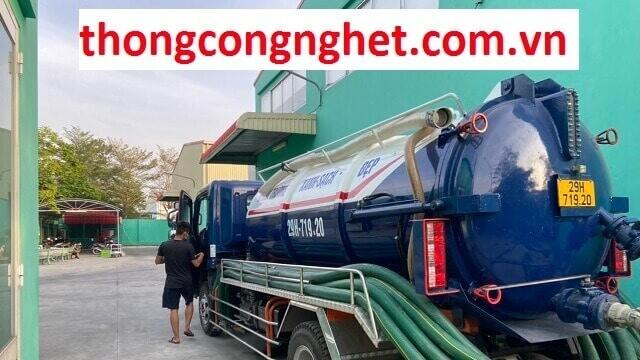 Tại sao nên chọn dịch hút hầm cầu của công ty Hoàng Long