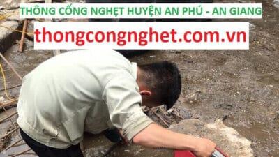 thông cống nghẹt huyện an phú