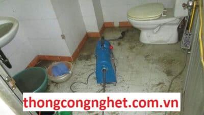 Thông Cống Nghẹt Phường Phú Thạnh Quận Tân Phú 【HOÀNG LONG】 Giá 500k