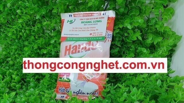 Địa chỉ cửa hàng bán bột thông cống các quận tại địa bàn TPHCM