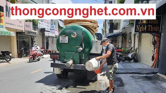 Công ty rút hầm cầu Hoàng Long cung cấp cho các khu vực Bình Phước