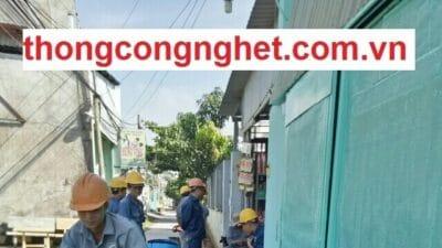 Thông Cống Nghẹt Huyện Thường Tín, Hà Nội giá 500k, BẢO HÀNH 2 tháng