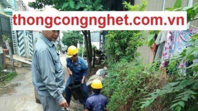 Thông cống nghẹt Phường Phú Mỹ Quận 7 giá rẻ 500K – LH: 0901511211