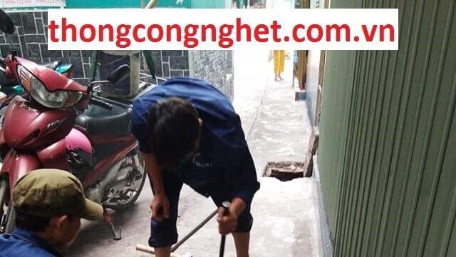 Giá thông tắc cống tại Bắc Giang là bao nhiêu?